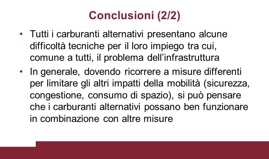 Conclusioni (2/2)