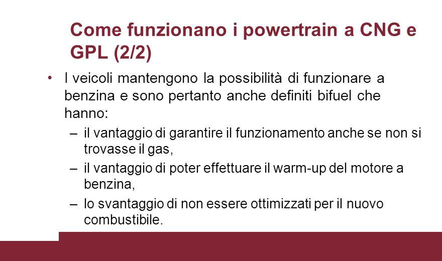 Come funzionano i powertrain a CNG e GPL (2/2)