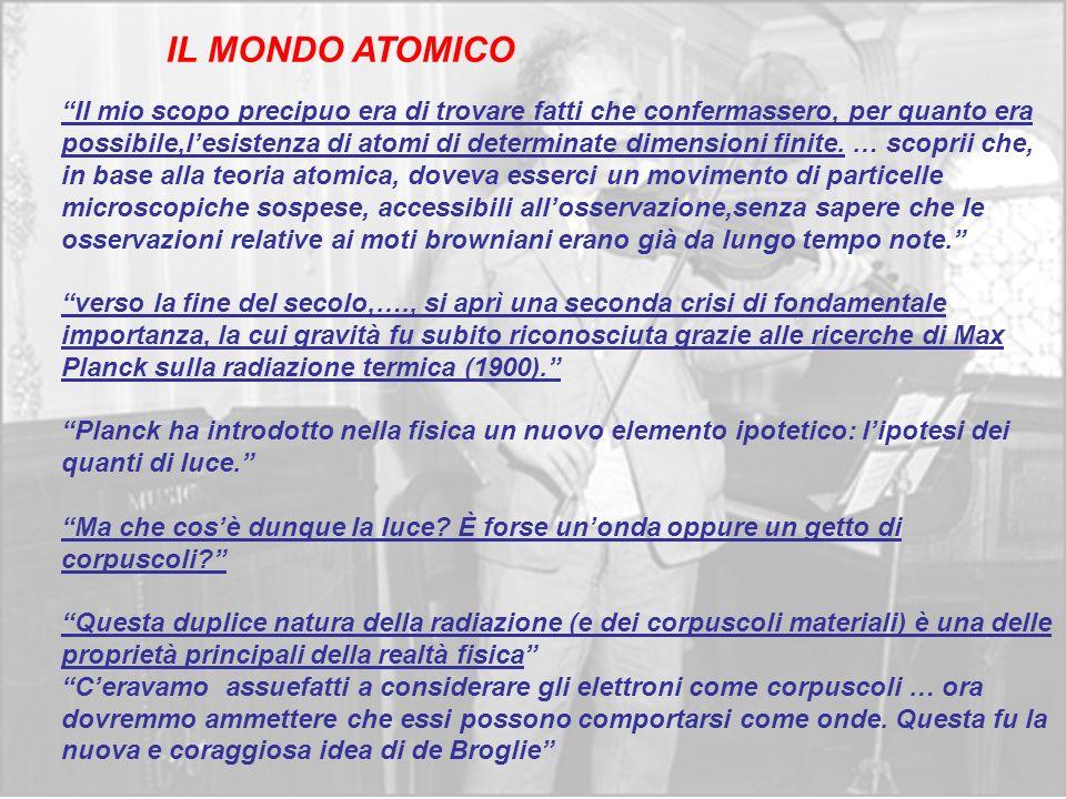 IL MONDO ATOMICO