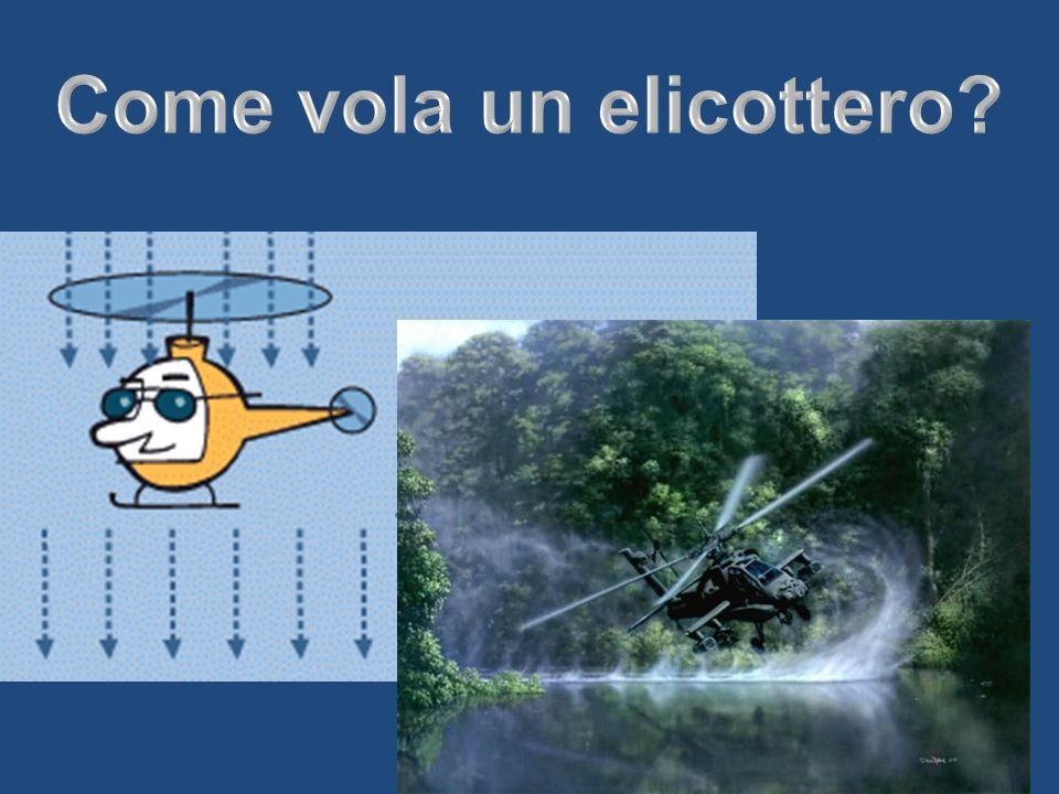 Come vola un elicottero