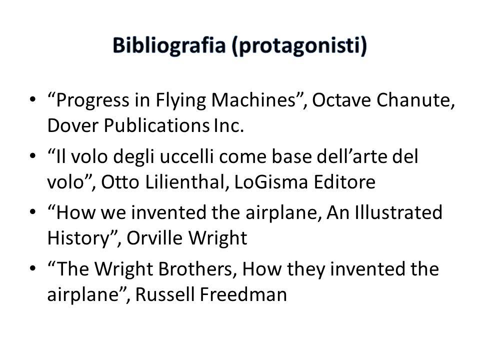 Bibliografia (protagonisti)