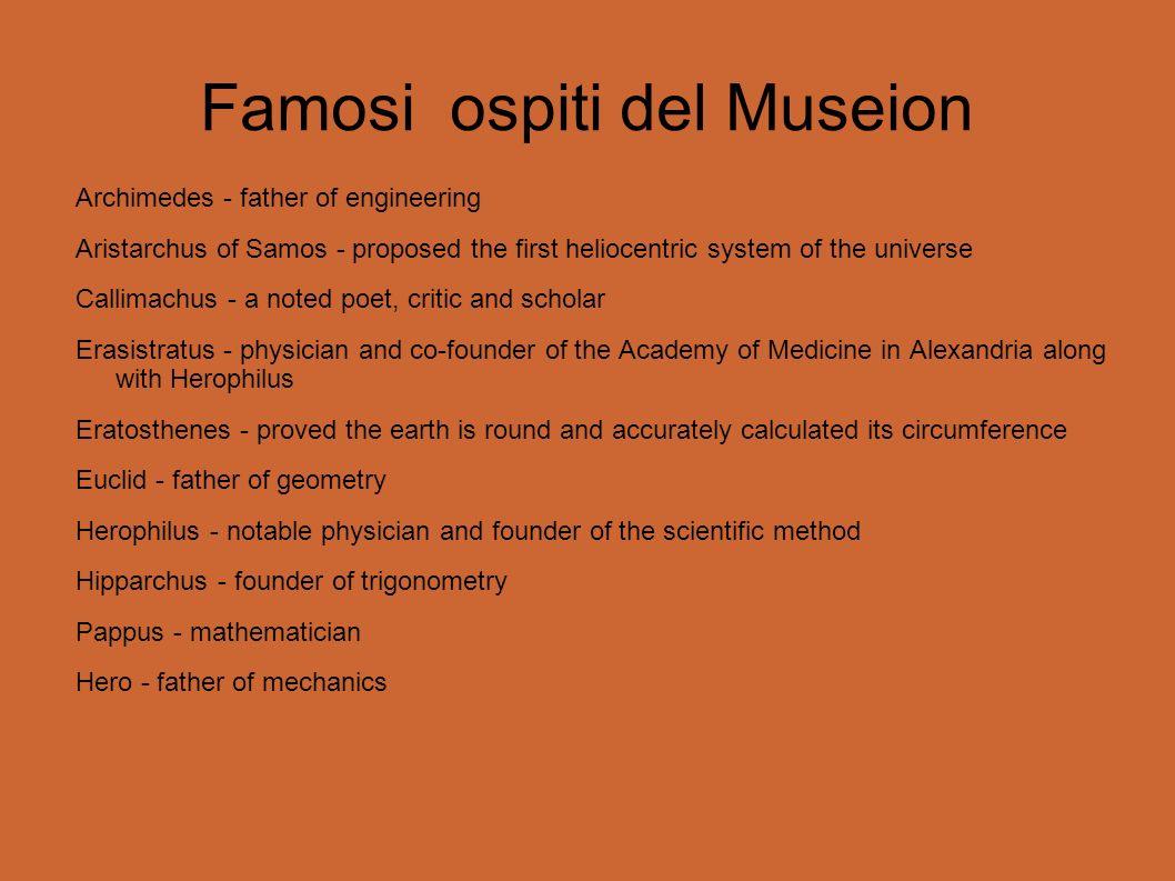Famosi ospiti del Museion