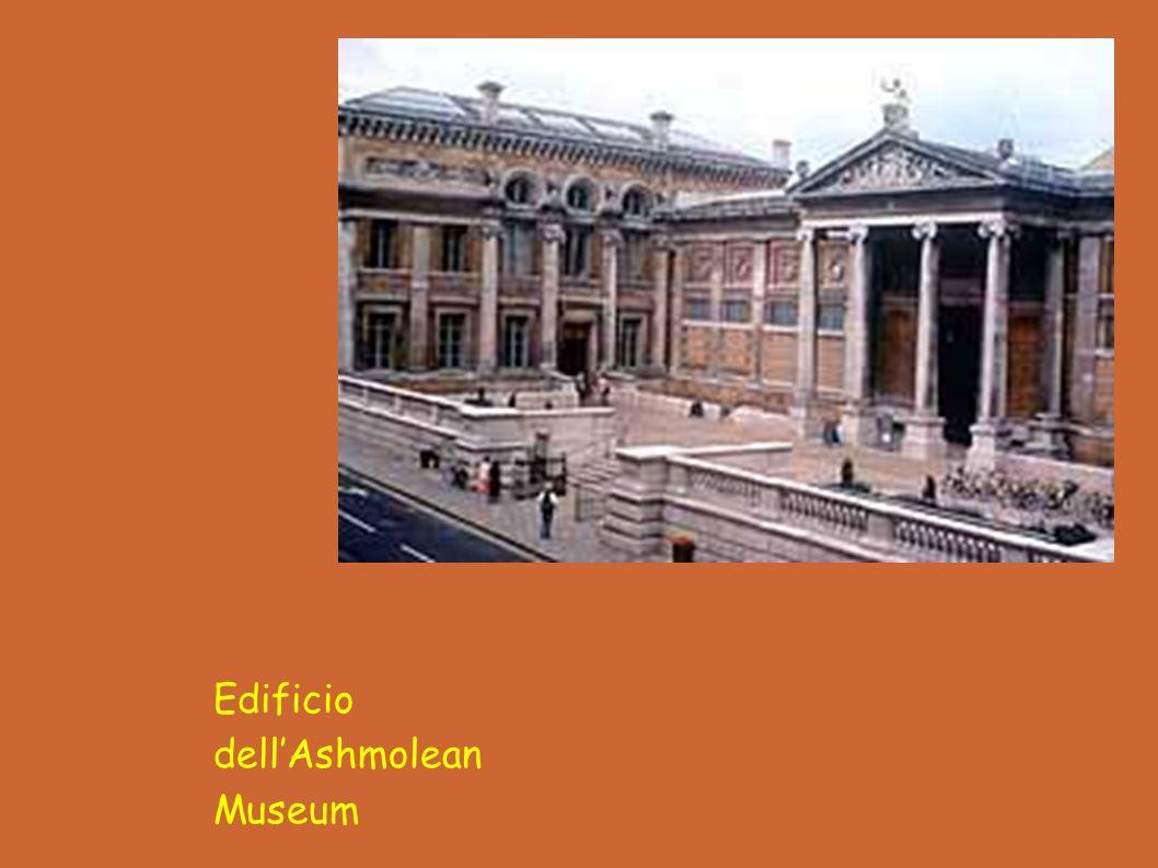 Edificio dell'Ashmolean Museum