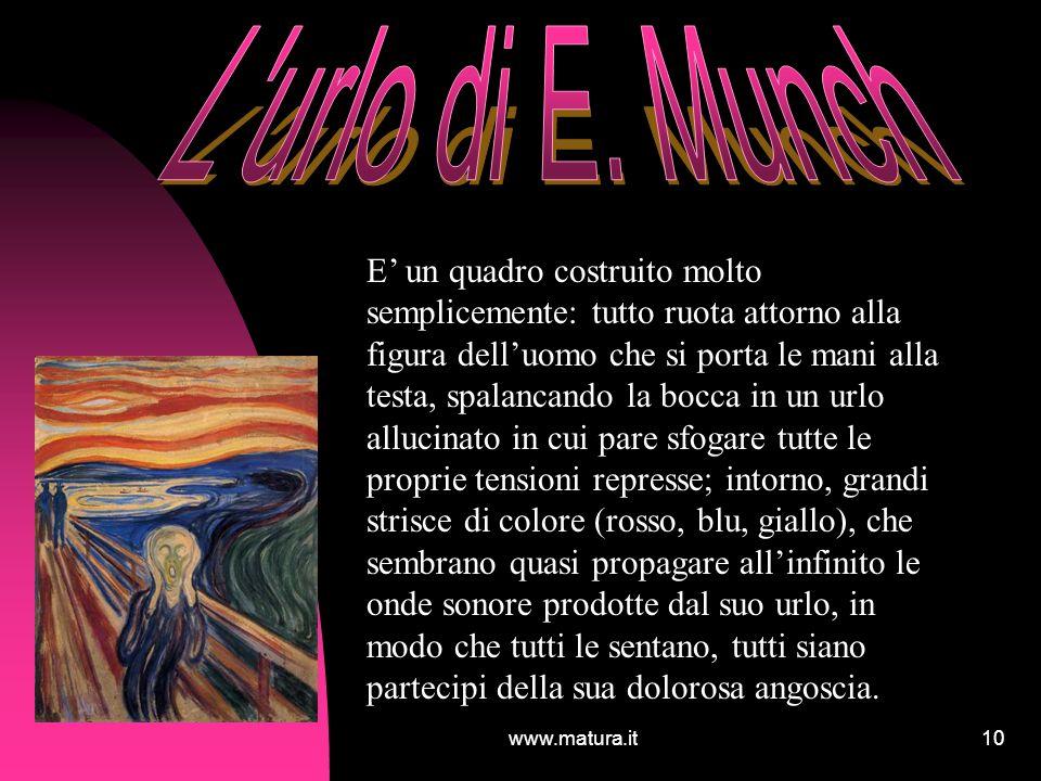 L urlo di E. Munch