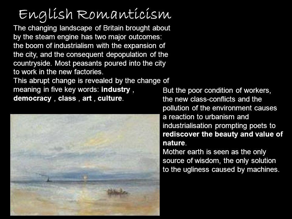 English Romanticism