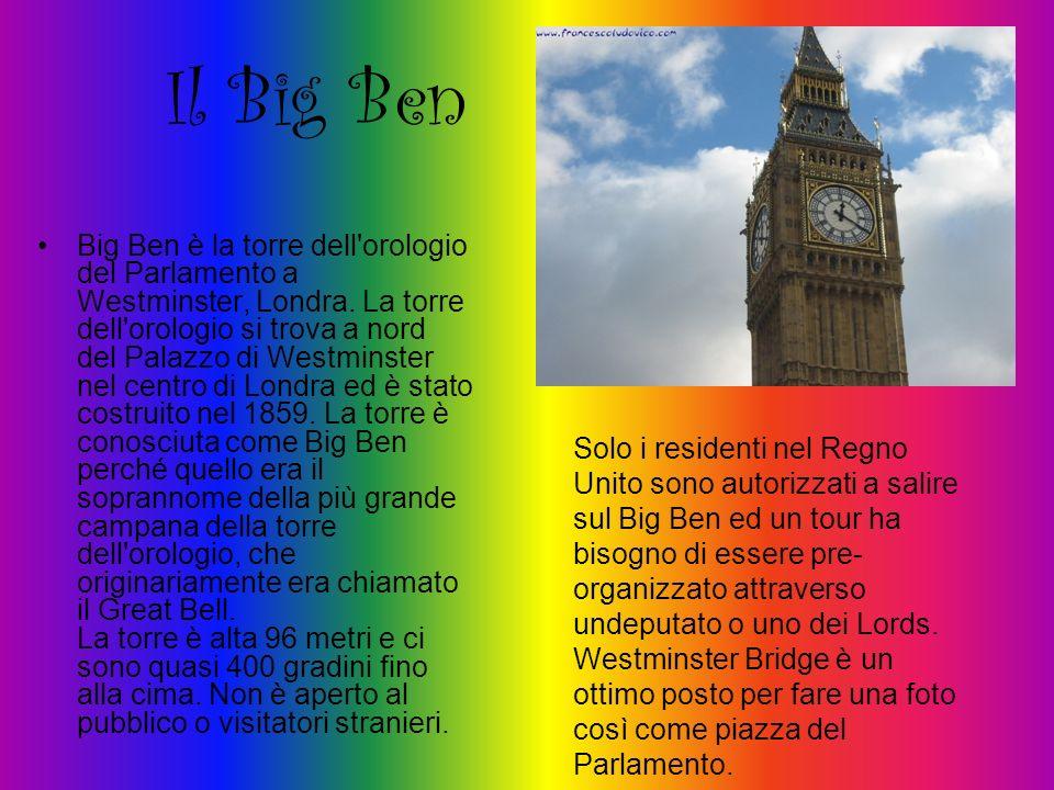 Il Big Ben