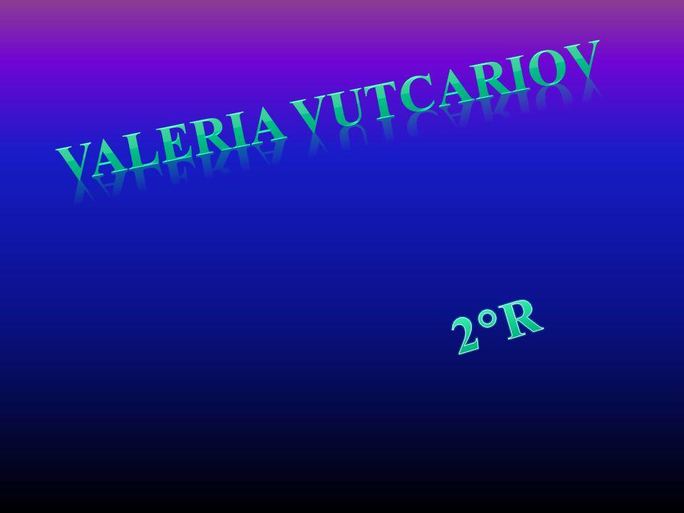 Valeria vutcariov 2°R