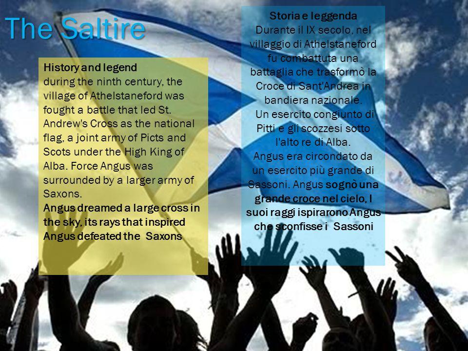 Un esercito congiunto di Pitti e gli scozzesi sotto l alto re di Alba.
