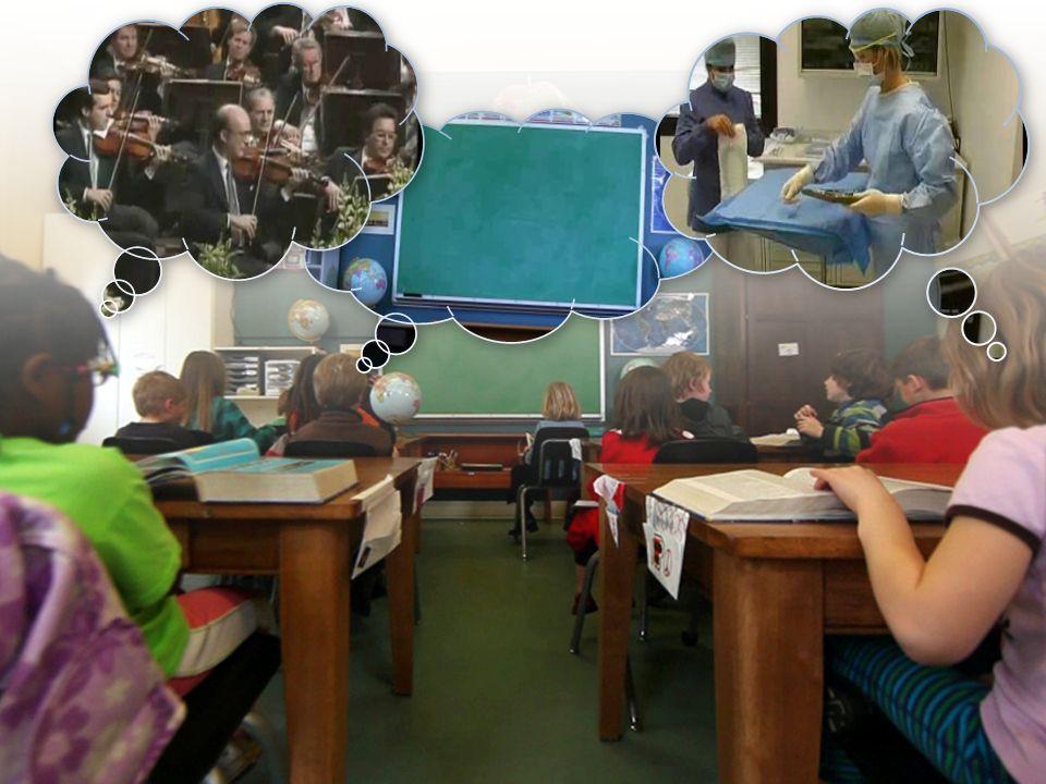 La scuola aiuta a realizzare i propri sogni e a costruire il futuro