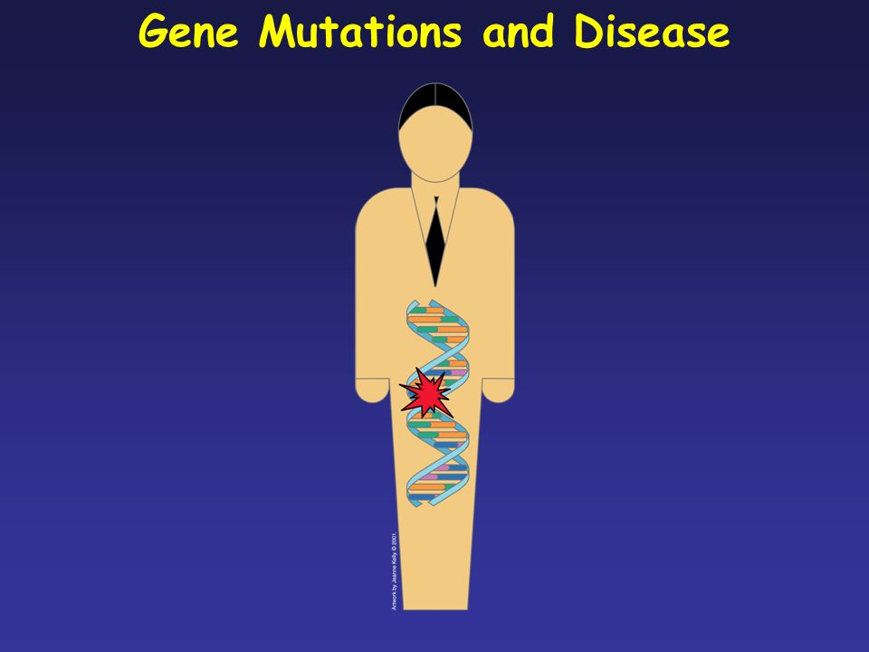 Gene Mutations and Disease