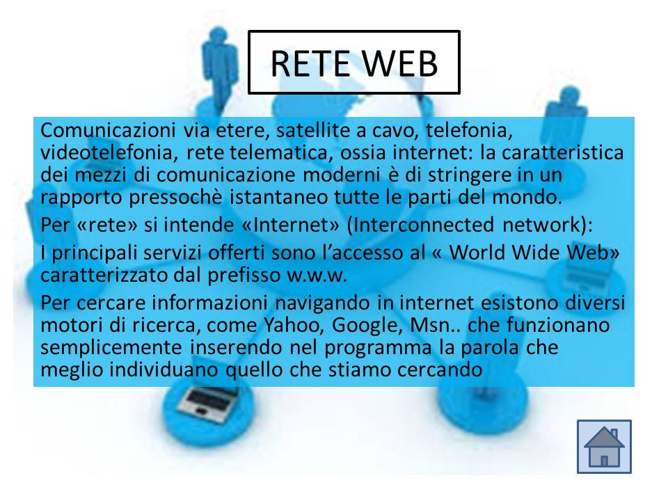 RETE WEB