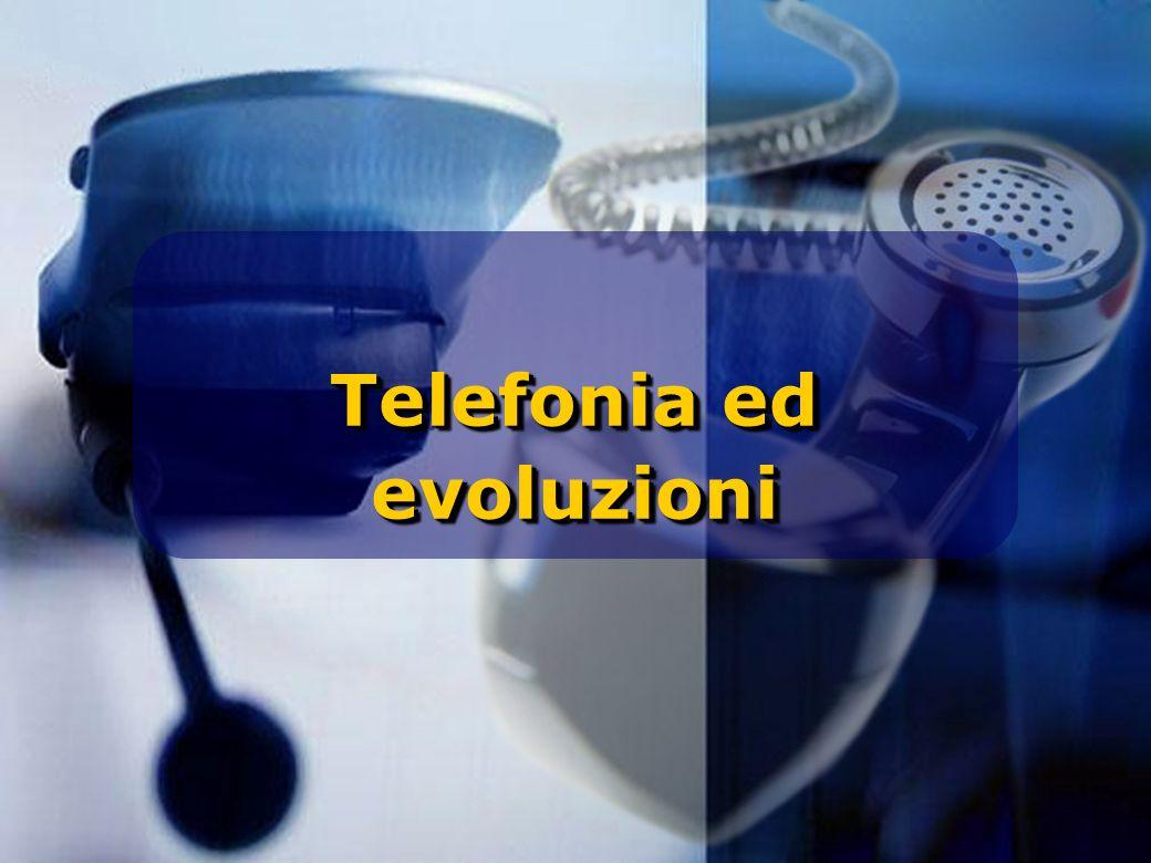 Telefonia ed evoluzioni