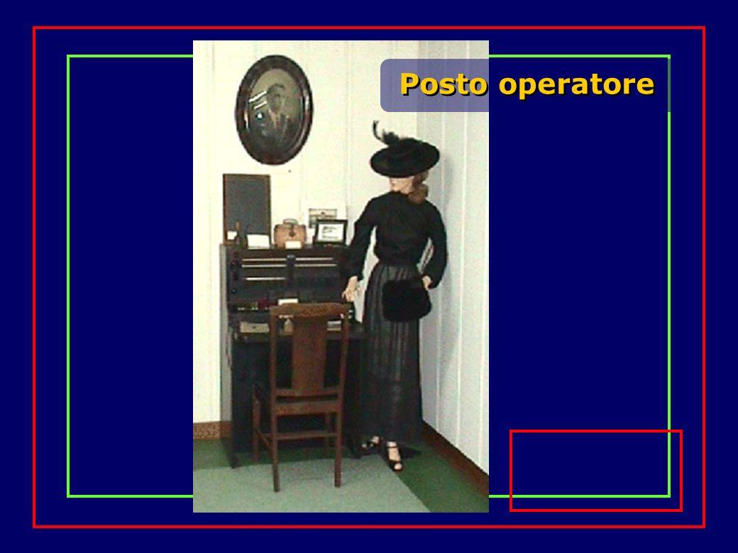 Posto operatore