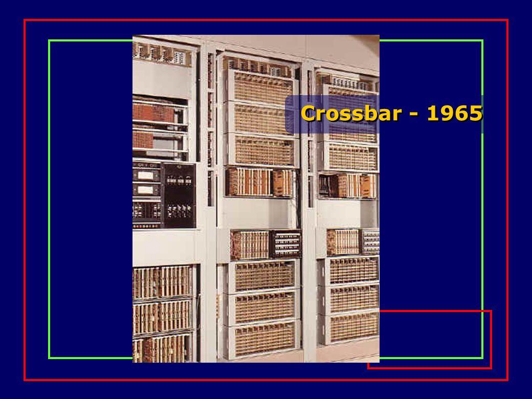 Crossbar - 1965