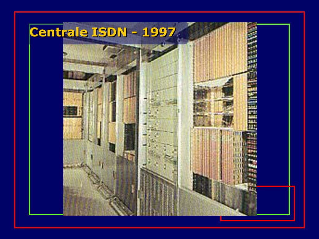 Centrale ISDN - 1997
