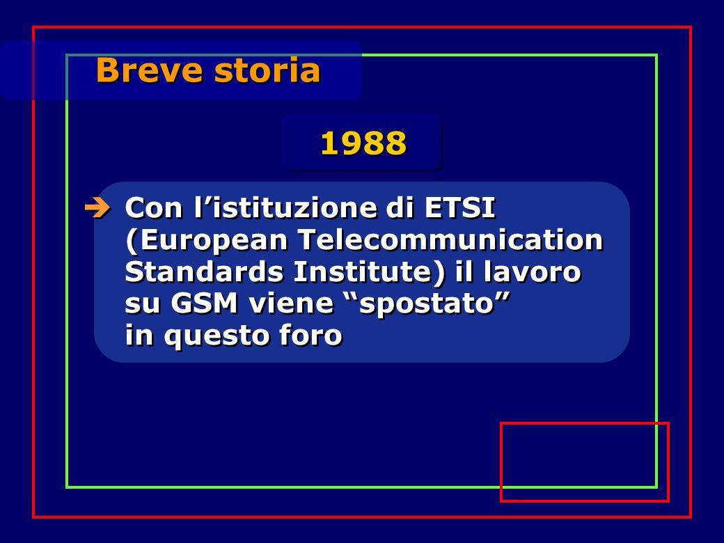 Breve storia 1988.
