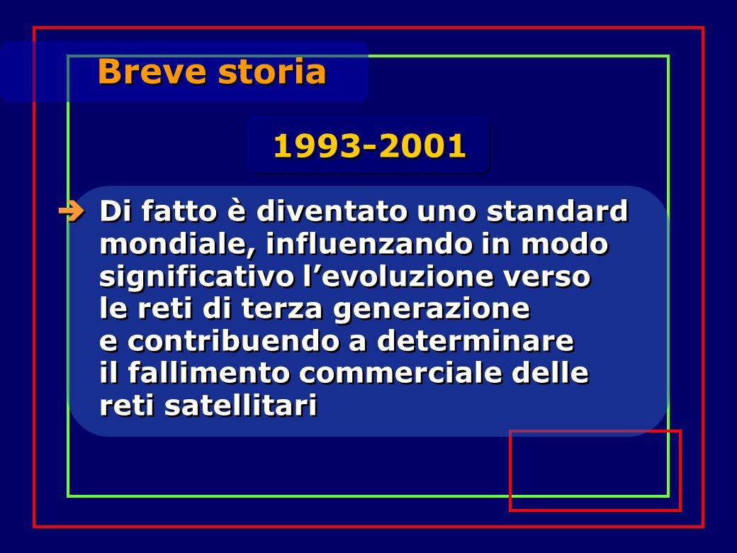 Breve storia 1993-2001.