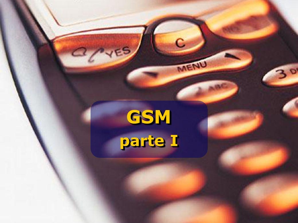 GSM parte I