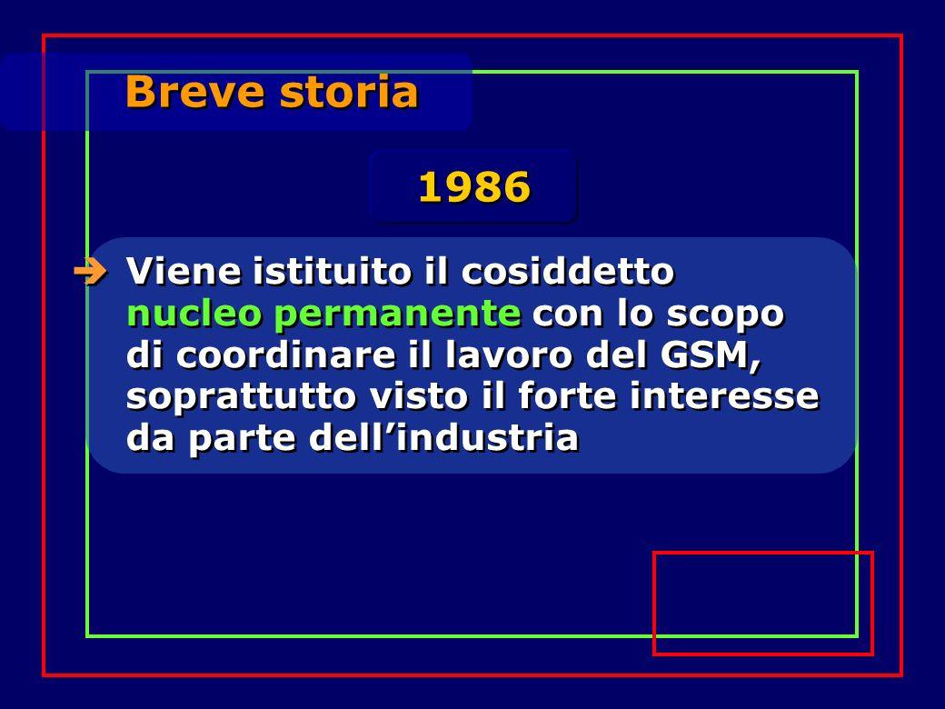 Breve storia 1986.