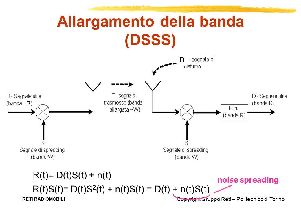 Allargamento della banda (DSSS)