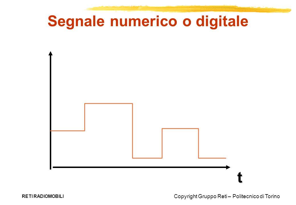 Segnale numerico o digitale