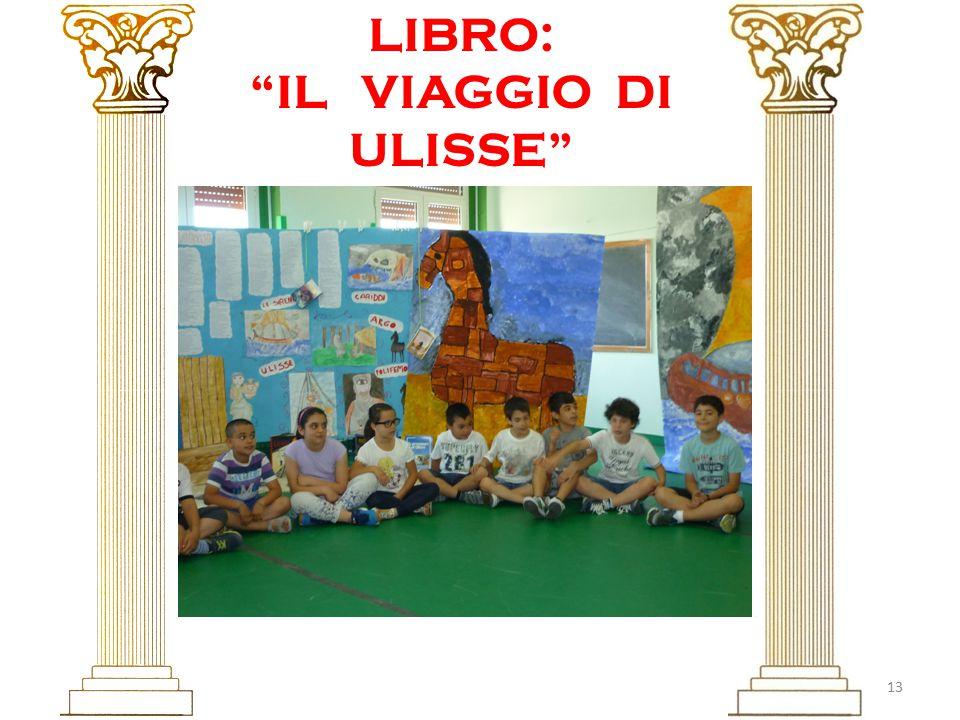 LIBRO: IL VIAGGIO DI ULISSE