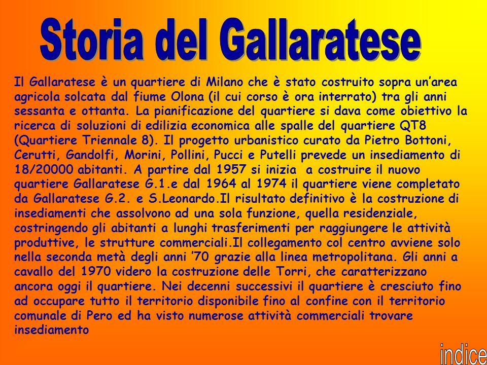 Storia del Gallaratese