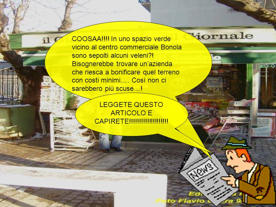 LEGGETE QUESTO ARTICOLO E CAPIRETE!!!!!!!!!!!!!!!!!!!!