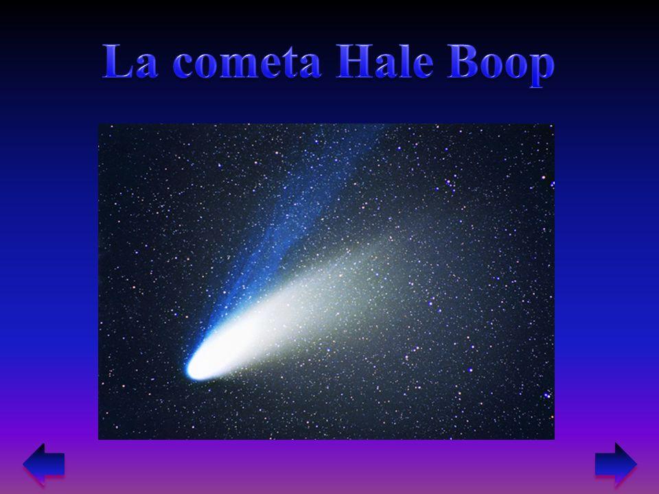 La cometa Hale Boop