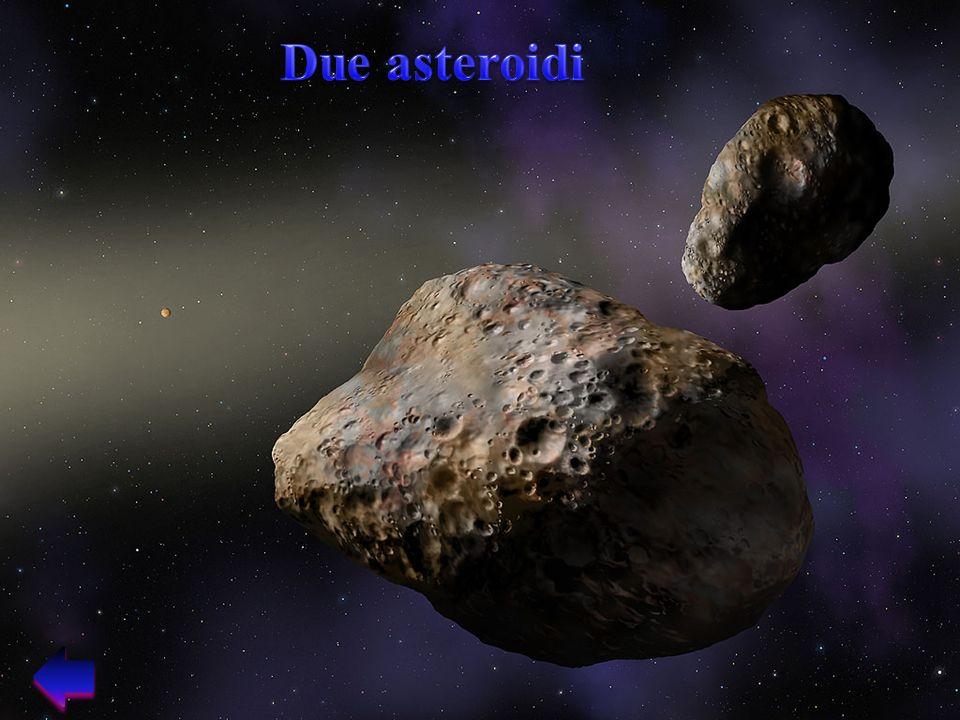Due asteroidi