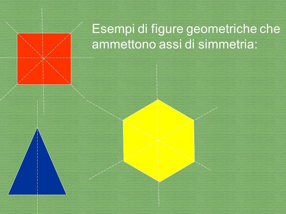 Esempi di figure geometriche che