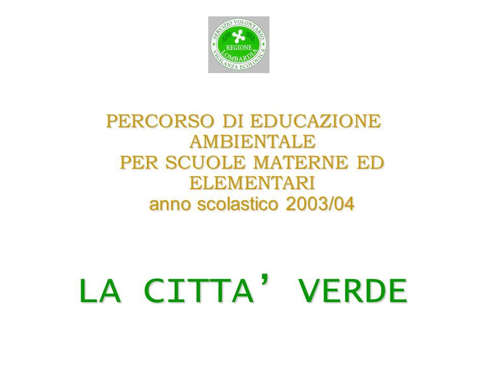 A cura delle G.E.V del Comune di Bergamo