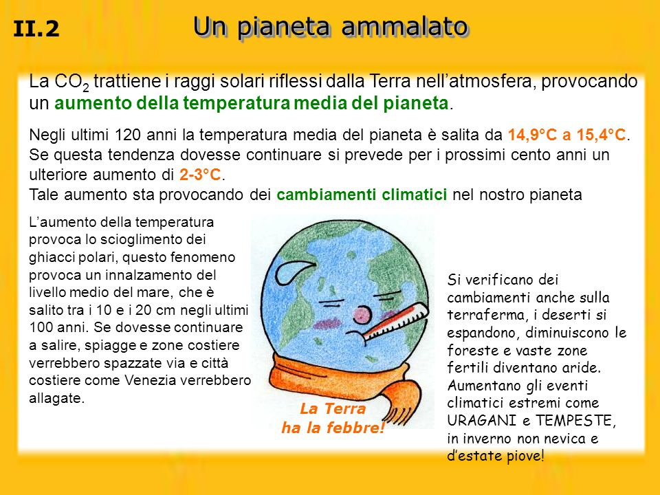 Un pianeta ammalato II.2.