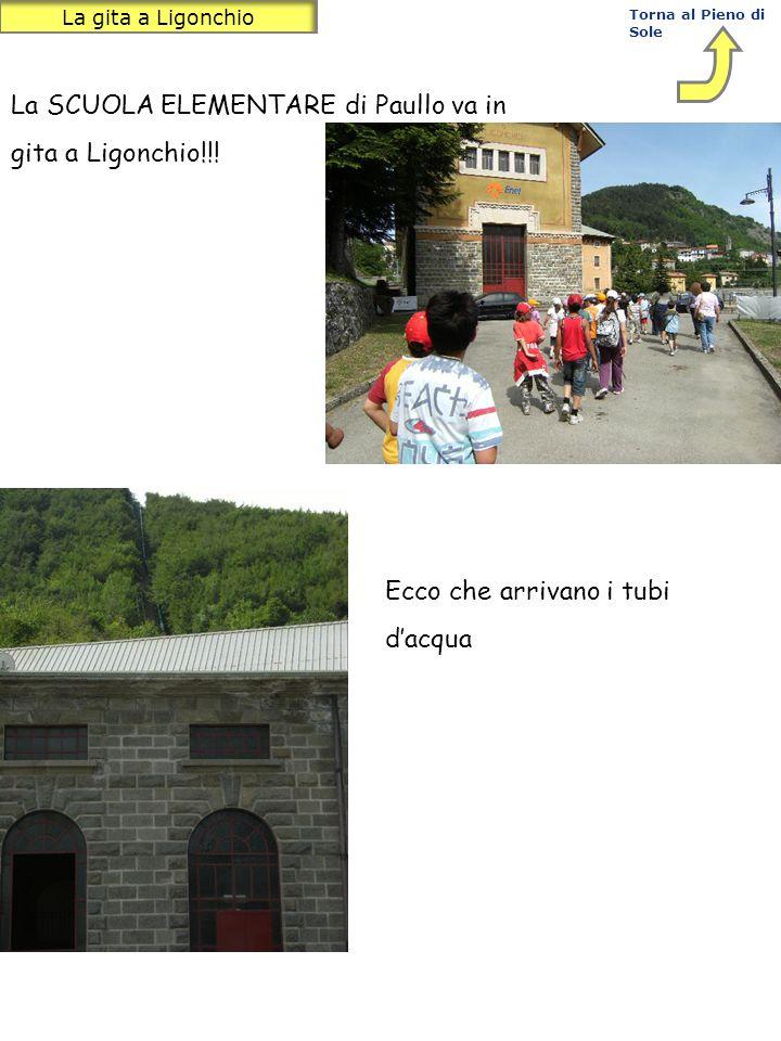 La SCUOLA ELEMENTARE di Paullo va in gita a Ligonchio!!!