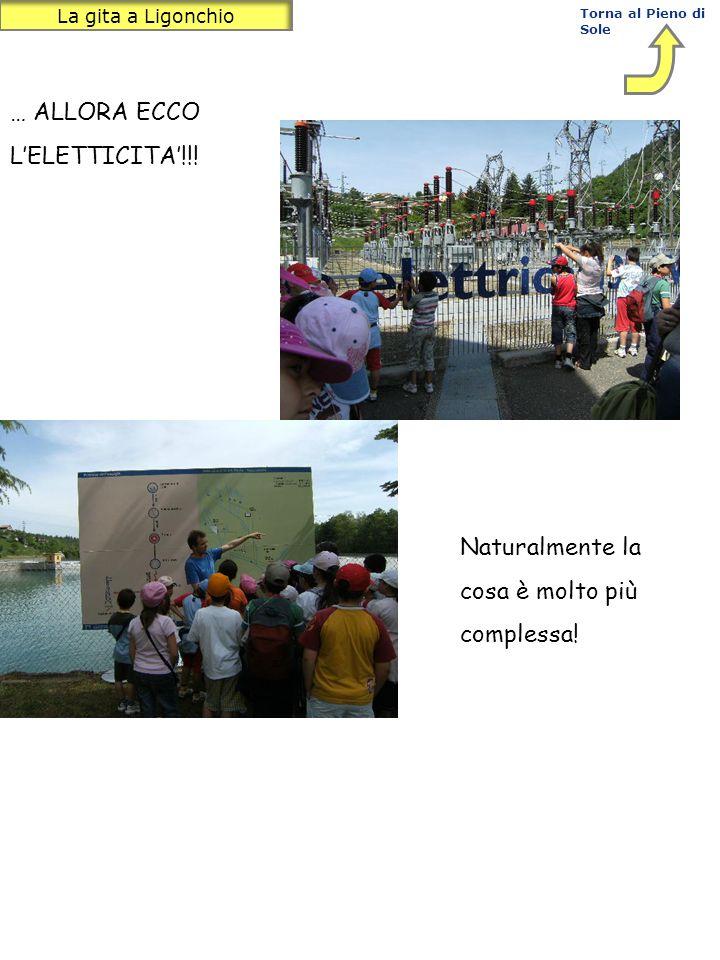 … ALLORA ECCO L'ELETTICITA'!!!