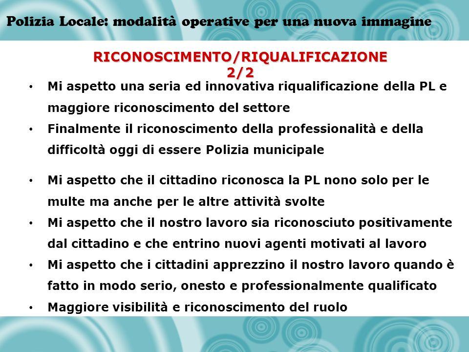 RICONOSCIMENTO/RIQUALIFICAZIONE 2/2