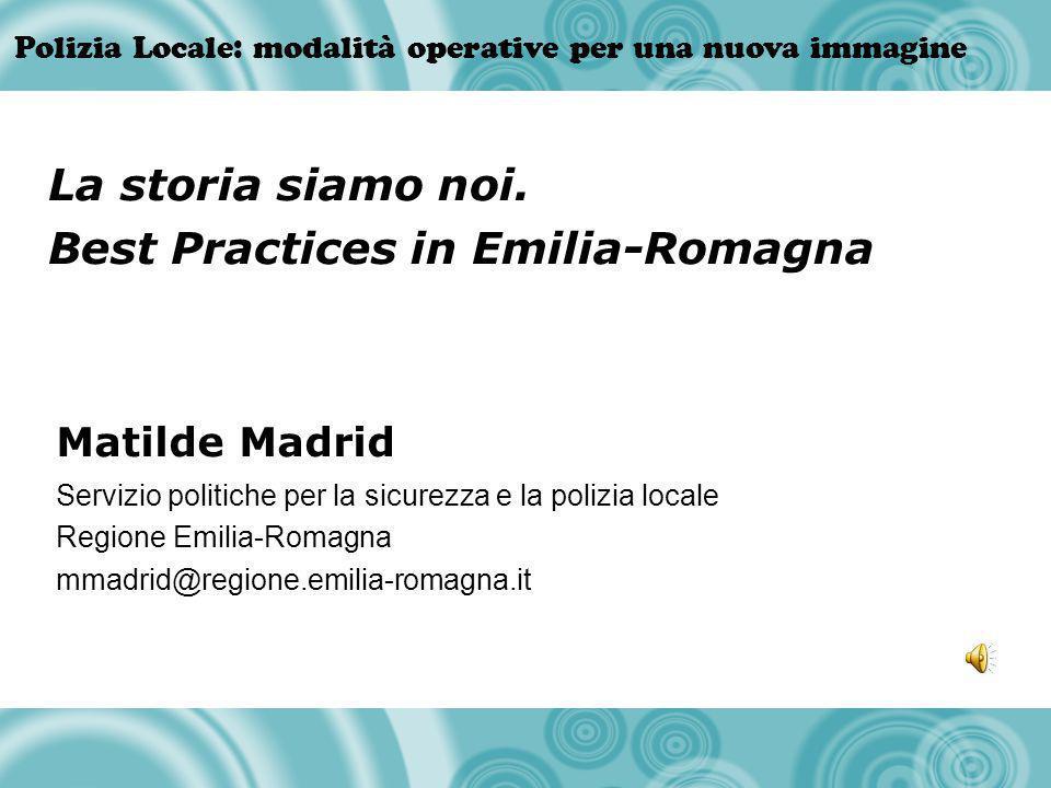 Best Practices in Emilia-Romagna