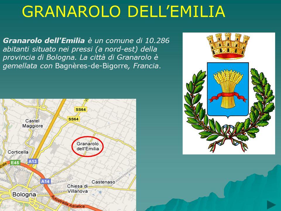 GRANAROLO DELL'EMILIA