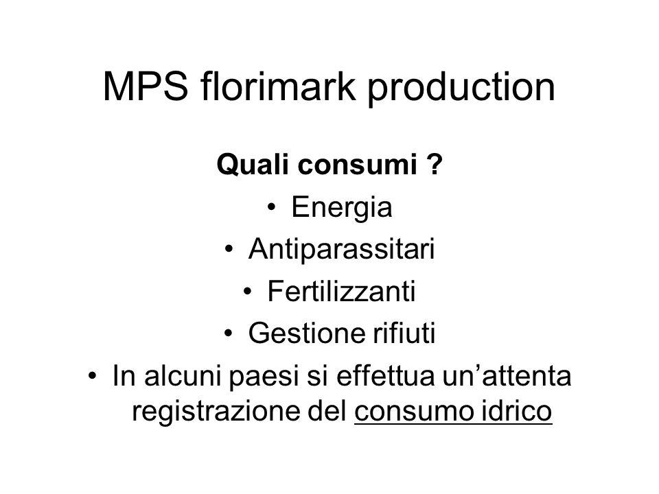MPS florimark production