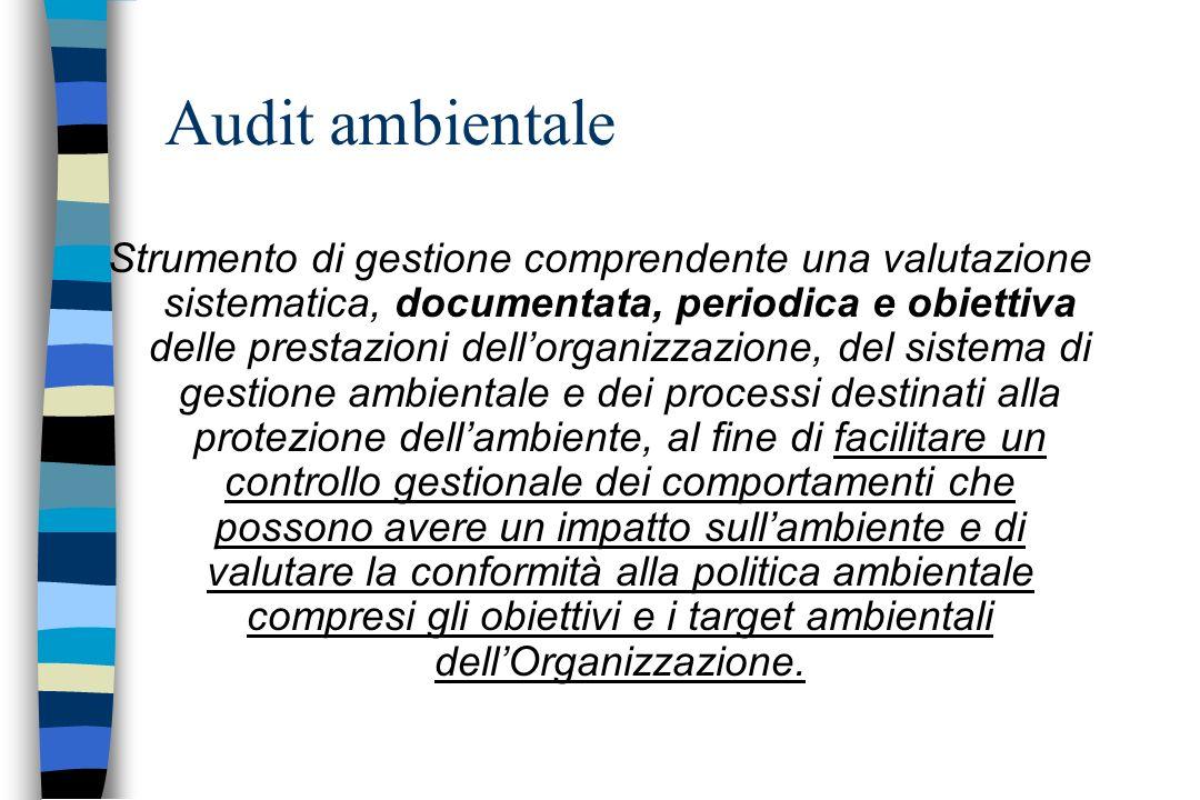 Audit ambientale