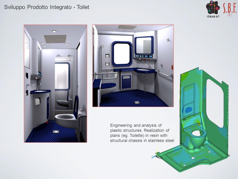 Sviluppo Prodotto Integrato - Toilet
