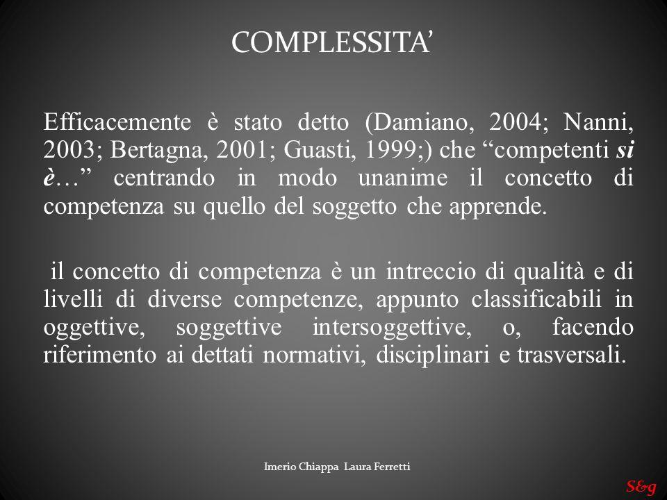 COMPLESSITA'