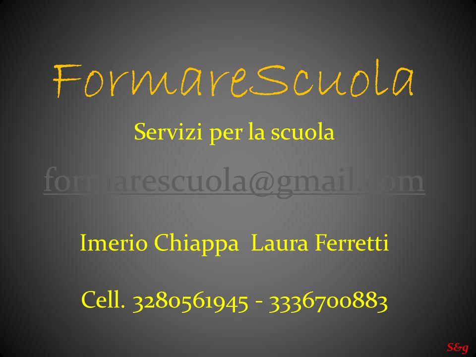 Imerio Chiappa Laura Ferretti