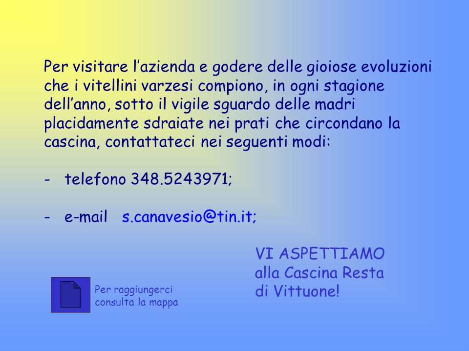 - e-mail s.canavesio@tin.it;