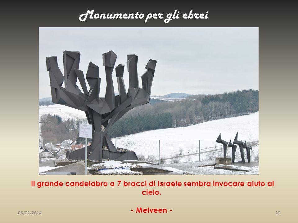 Monumento per gli ebrei