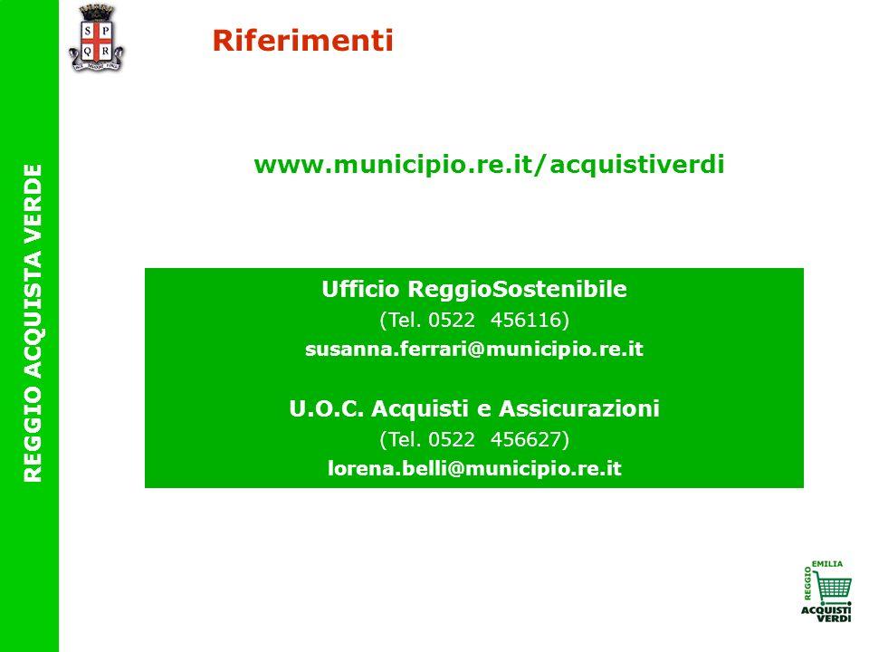 Ufficio ReggioSostenibile