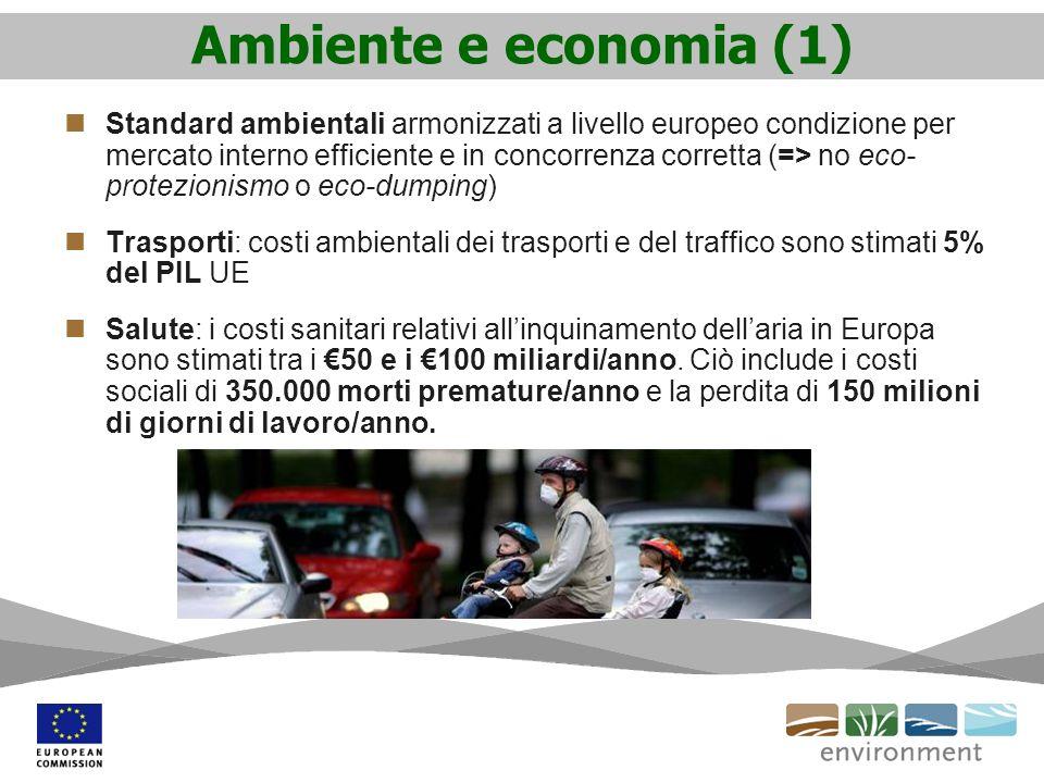 Ambiente e economia (1)