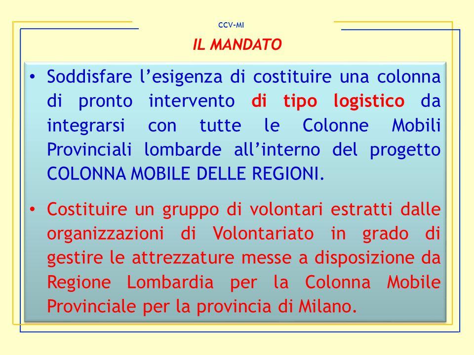 CCV-MI IL MANDATO.