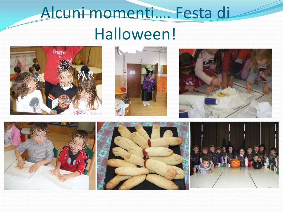 Alcuni momenti…. Festa di Halloween!
