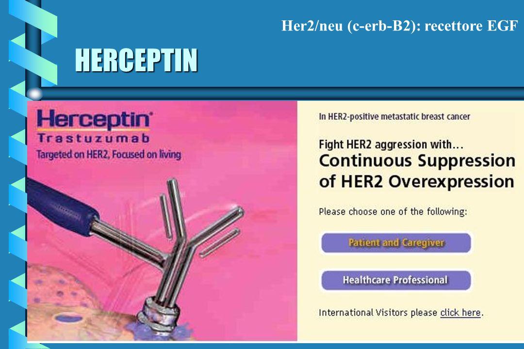 Her2/neu (c-erb-B2): recettore EGF